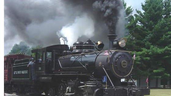 Little River Railroad Pumpkin Train will be running Oct. 11, 18 and 25.