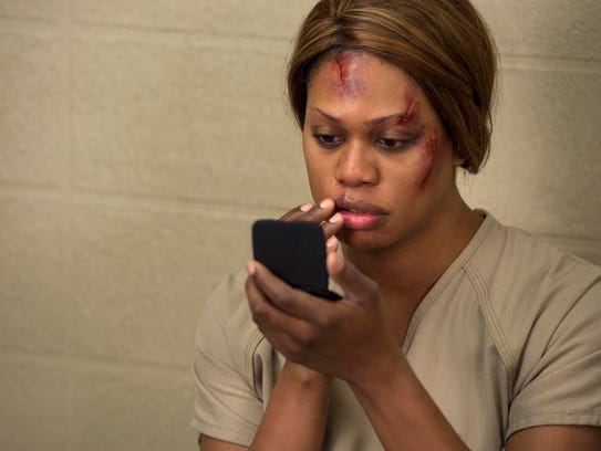 """Laverne Cox has been the breakout star of """"Orange Is"""