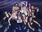 """Anna Kendrick strikes a pose with her """"Pitch Perfect"""""""