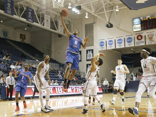 NCAA Basketball: Louisiana Tech at Rice