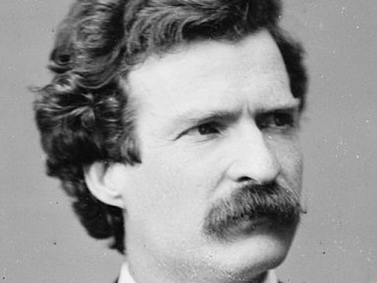 Mark Twain once wrote for the Mountain Messenger under his real name, Sam Clemens.