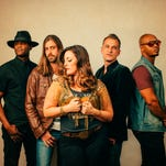 Asheville's soulful Americana band The Broadcast plays Saturday at the free LEAF Downtown AVL fest.