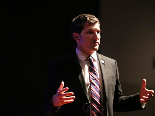 Rep. Scott Taylor, R-Va., told a town hall meeting