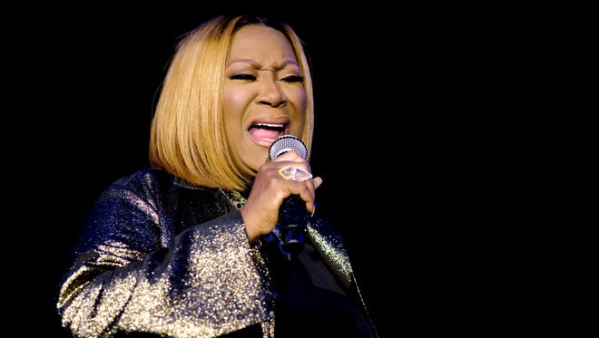 Patti LaBelle will be at Detroit's Chene Park Amphitheatre on July 14.