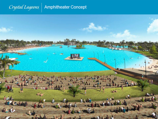 The proposed St. Clair Bay would have transformed the