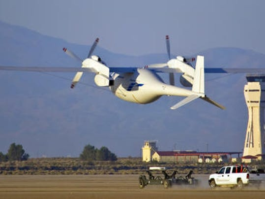 Unmanned drones 0610
