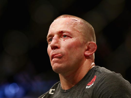 Georges St-Pierre is retiring from mixed martial arts.