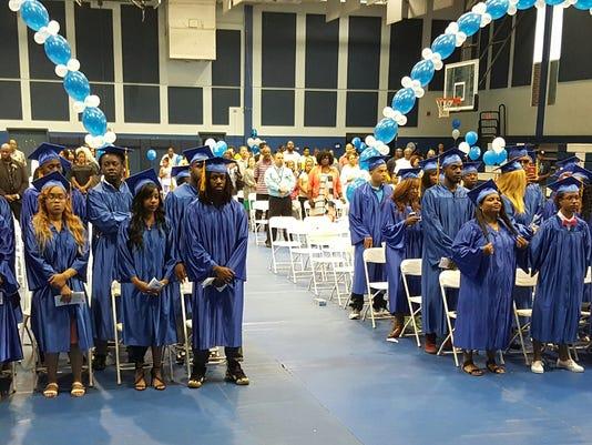 Edison Job Corps graduation