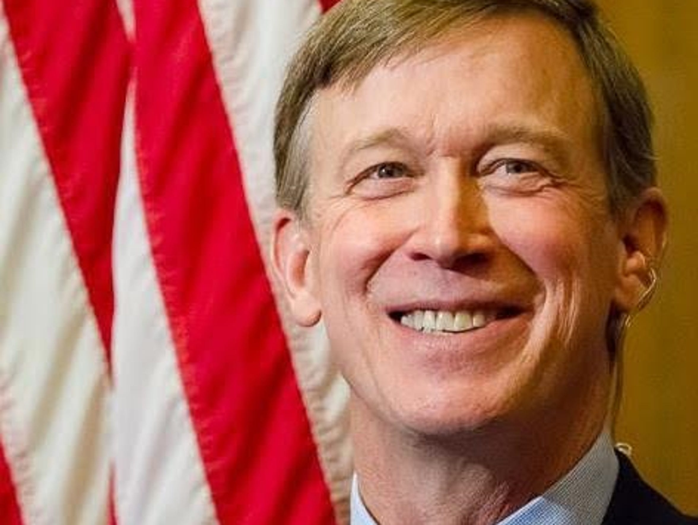 Colorado Gov. John Hickenlooper: His administration partnered with the Markle Foundation to get Skillful off the ground.
