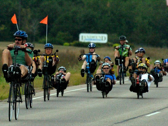 The 24th annual Midwest Recumbent Rally will be held