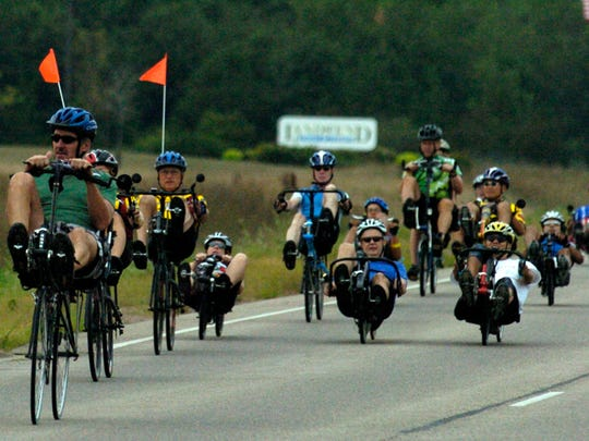 The 24th annual Midwest Recumbent Rally will be held Aug. 4-6, 2017 at the Hostel Shoppe.