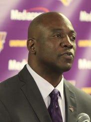 David Harris is the University of Northern Iowa athletic director.