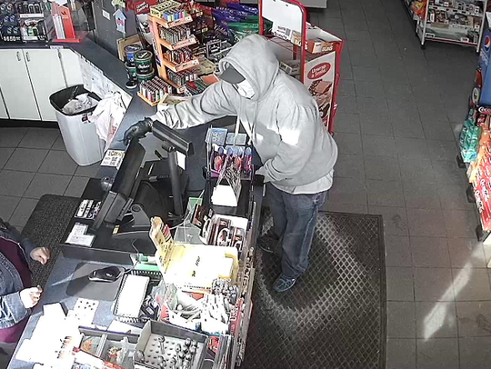 Surveillance footage released Monday by Plymouth police