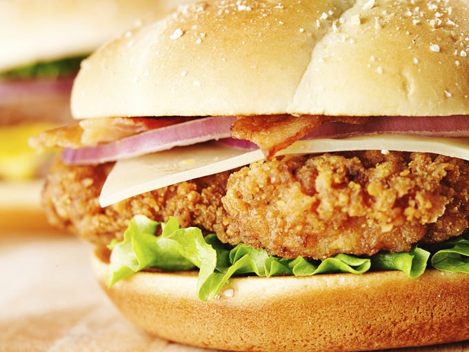When the Arizona Cardinals score 20 or more points, you can get the Original Chicken Sandwich for $1.20 at participating Burger King restaurants.