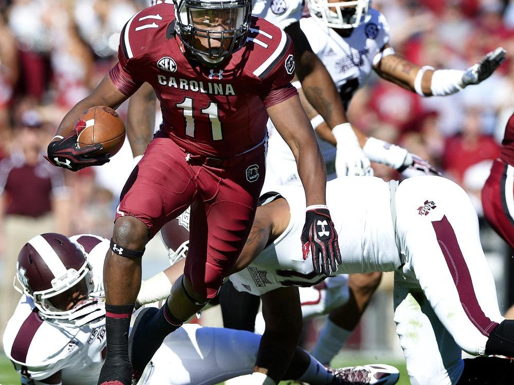 USC wide receiver Pharoh Cooper named to the 2015 Bilitnikoff Watch List.