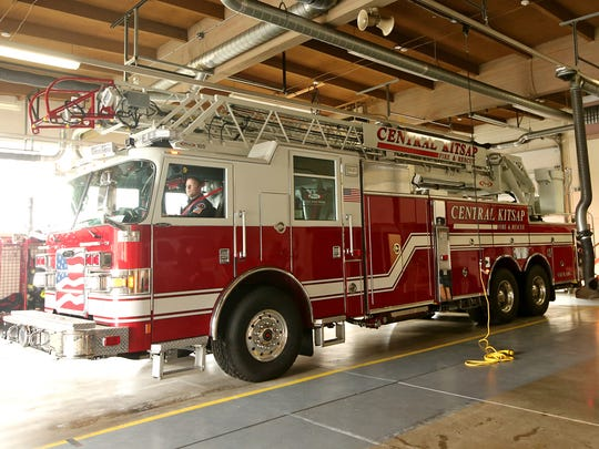 Central Kitsap Fire and Rescue is in the process of annexing properties that aren't on the tax rolls. A new law enables the fire district to go through a process to bring the parcels on its tax rolls.