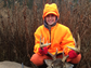 Kaydia Wilson, 11, of Green Bay shot her first deer,