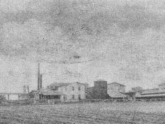 Franklin College site in Opelousas, taken by Aaron Jacobs in about 1900.