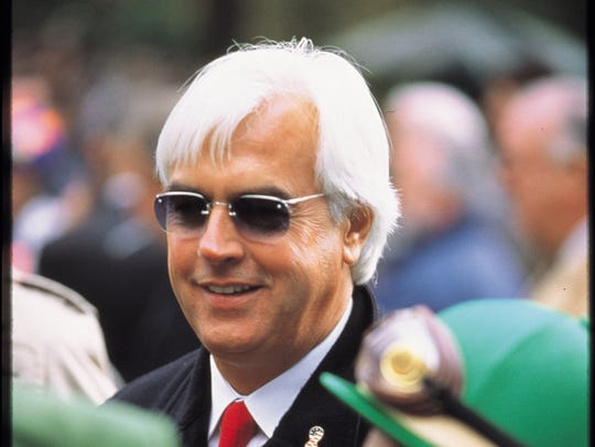 Trainer Bob Baffert has won the Haskell Invitational
