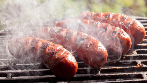 The Elks Lodge will hold a brat fry on Saturday at Copps Food Center in Wisconsin Rapids.