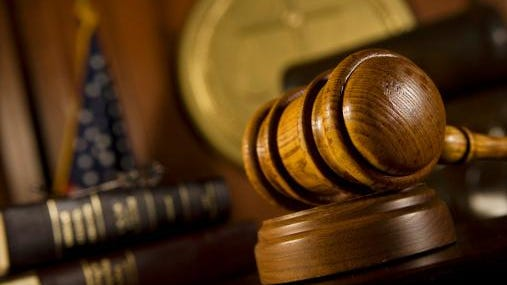 Getty Images Learn about the county justice system on Tuesday. Gavel in court room
