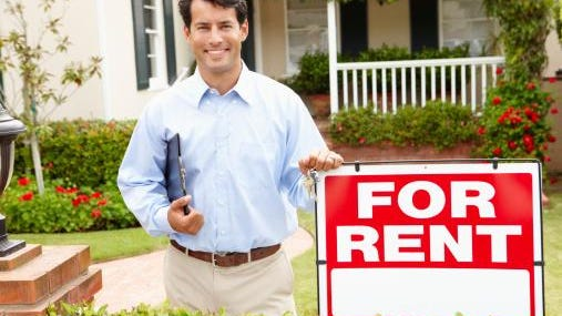 Like any homeowner, landlords can deduct mortgage interest paid and real estate taxes paid.