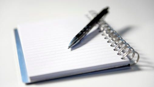 Note pad