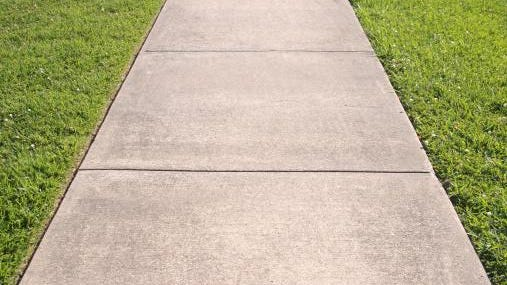North Canton City Council approved putting a sidewalk in a stretch of Seventh Street NE, between Woodside Avenue and Weber Avenue, near Hoover High School.