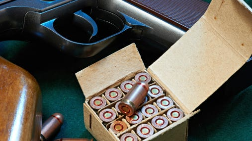 The Rocco Memorial Gun Show will be held Friday through Sunday in Rothschild.