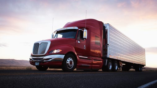 Lawmakers looking to improve the state's roads are considering whether Michigan should no longer allow super-heavy trucks on the road.