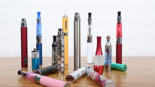 An Ohio proposal seeks to make sure that children cannot get into liquid used in electronic cigarettes.