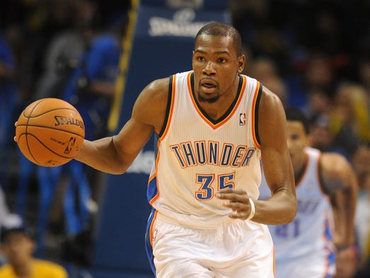 How Kevin Durant's decision to join Warriors affects the NBA