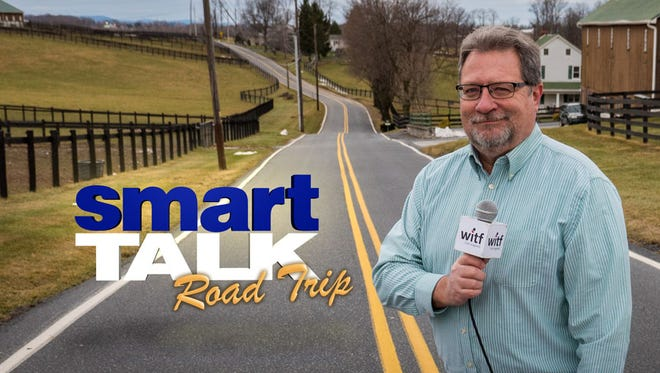 WITF's Smart Talk will broadcast from York City on Tuesday.