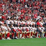 USA TODAY Poll: Americans say Trump is wrong on NFL protests