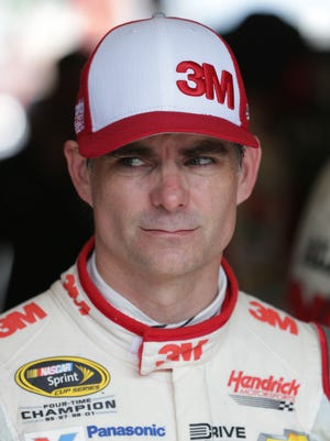 Jeff Gordon will replace Dale Earnhardt Jr. in this weekend's Brickyard 400.