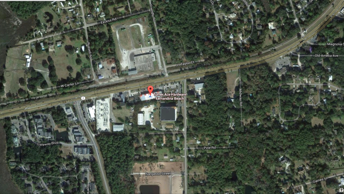 Turner's Ace Hardware location