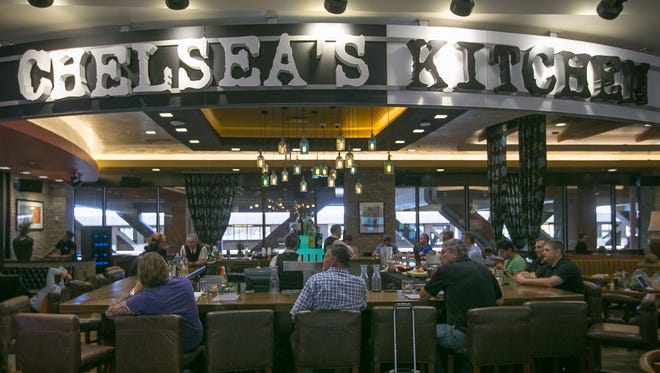 Chelsea's Kitchen restaurant at Terminal 4 at Phoenix Sky Harbor International Airport.