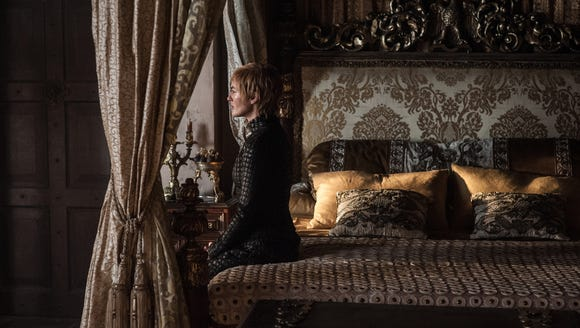 Cersei (Lena Headey) in 'Game of Thrones.'