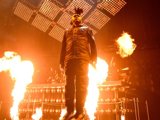 The Weeknd scored 7 Grammy nominations.