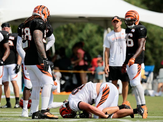 Image result for bengals injury