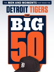 Longtime baseball writer Tom Gage has written a  new book 'The Big 50: Detroit Tigers – The Men and Moments that Made the Detroit Tigers'