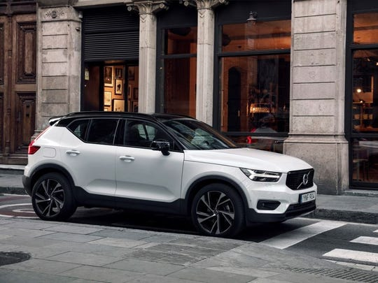The Volvo XC40 will be at this year's Des Moines Register