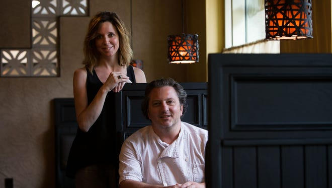 Bryan and Andrea Sikora own La Fia, Merchant Bar and Cocina Lolo in downtown Wilmington. They said Cocina Lolo will closed for the summer and reopen after Labor Day.