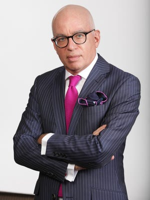 Author Michael Wolff, photographed by USA TODAY in 2012.