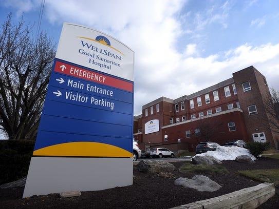 Officials at WellSpan Good Samaritan Hospital announced