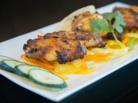 Dining Review: Monsoon Fine Indian Cuisine