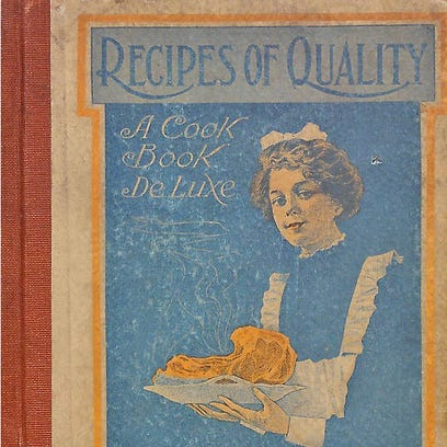 Cooking before Pinterest? Indy used 'church-lady' cookbooks