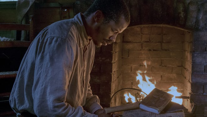 Nate Parker stars as Nat Turner in 'The Birth of a Nation.'