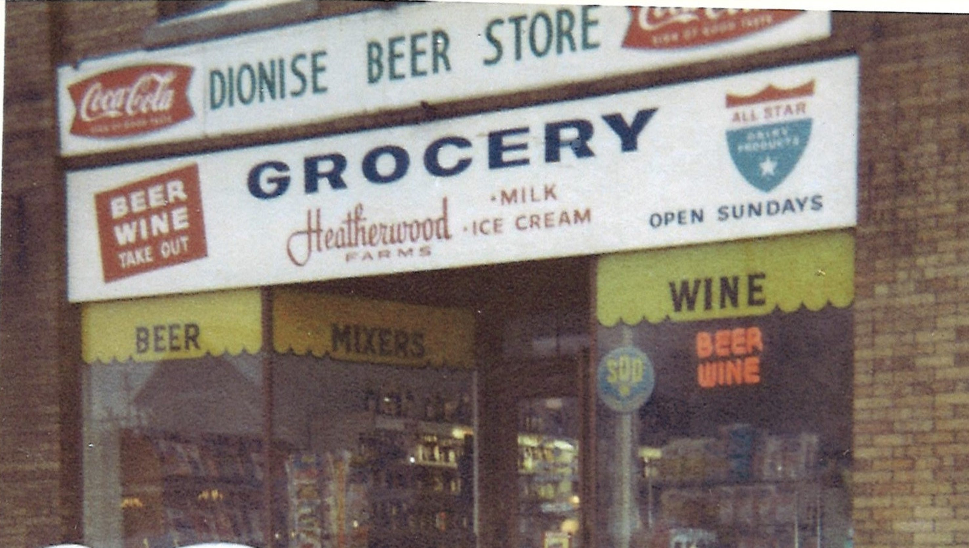from the archives: neighborhood stores