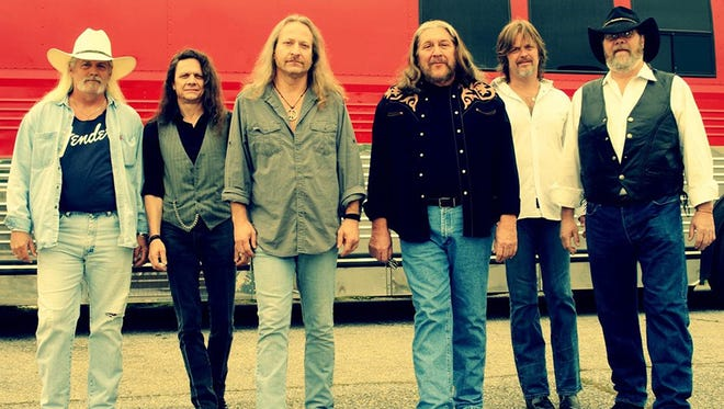 The Marshall Tucker Band celebrates 45 years on the road with a tour stop April 2 at the Meyer Theatre.